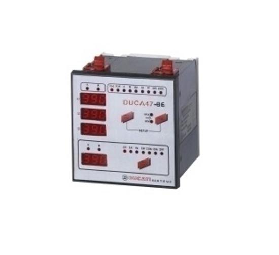 Immagine di DUCA47 -96 Multimetro digitale per il montaggio a pannello