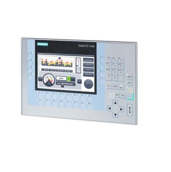 """Immagine di SIMATIC HMI KP700 Comfort, Comfort Panel, comando con tasti, display TFT widescreen da 7"""", 16 milioni di colori"""