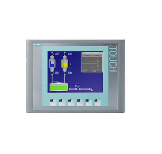 "Immagine di SIMATIC HMI KTP600 Basic Color PN, Basic Panel, comando con pulsanti/touchscreen, display TFT 6"", 256 colori"