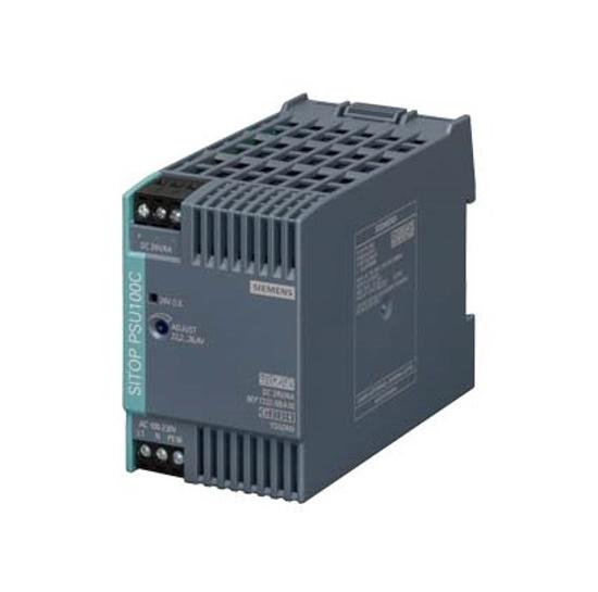 Immagine di SITOP PSU100C 24 V/4 A Alimentatore stabilizzato ingresso: AC 120 ... 230 V (DC 110 ... 300 V) uscita: DC 24 V/4 A