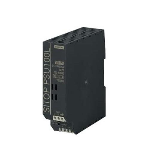 Immagine di SITOP PSU100L 24 V/2,5 A Alimentatore stabilizzato ingresso: AC 120/230 V uscita: DC 24 V/2,5 A