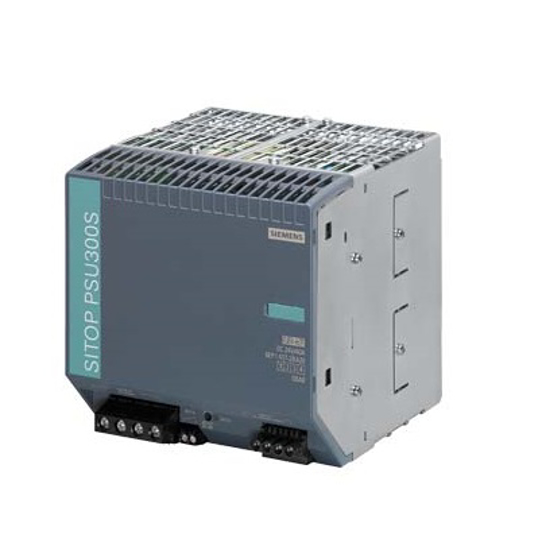 Immagine di SITOP PSU300S 40A Alimentatore stabilizzato ingresso: 3 AC 400 ... 500 V uscita: DC 24 V/40 A