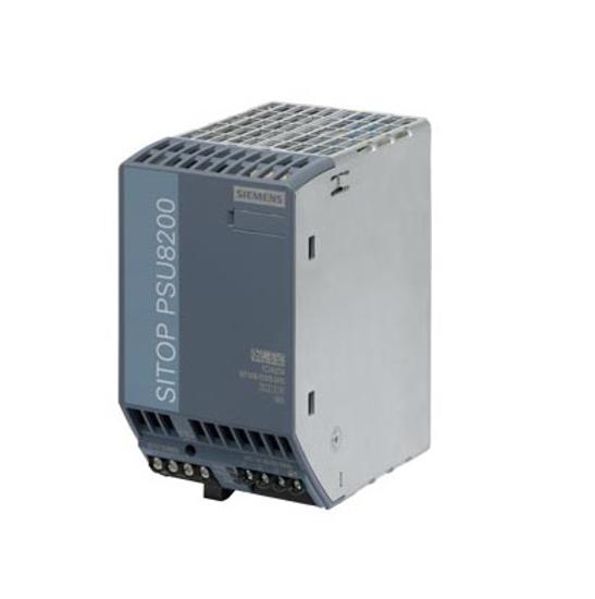 Immagine di SITOP PSU8200 24 V/20 A Alimentatore stabilizzato ingresso: 3 AC 400 ... 500 V uscita: DC 24 V/20 A