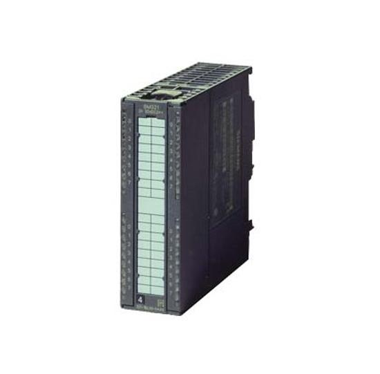 Immagine di SIMATIC S7-300, unità di uscite digitali SM 322, con separazione di potenziale, 16DA, DC 24V, 0,5A, 1 x 20 poli, corrente totale 4A/gruppo (8A/unità)