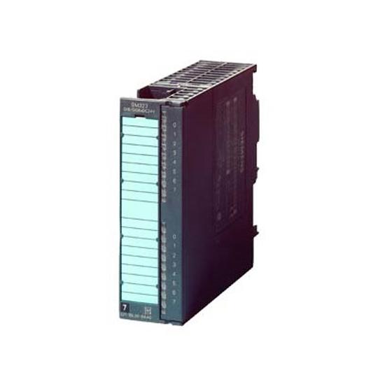 Immagine di SIMATIC S7-300, unità digitale SM 323, con separazione di potenziale, 8DI e 8DO, DC 24V, 0.5A corrente totale 2A, 1 x 20 poli