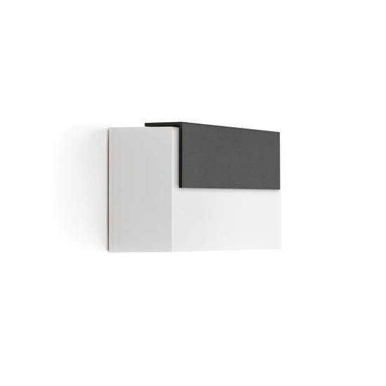 Immagine di LL116003N - Art 100 Top Lampada led da parete per esterni